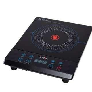 廚房神器~Nutzen 智能電陶爐 2000W