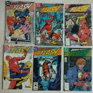 Flash Vol 2(1987) 28 books