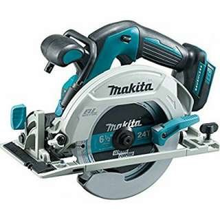 "Makita XSH03Z 18V LXT Lithium-Ion Brushless Cordless 6-1/2"" Circular Saw, Bare Tool Only - 淨機 (no bargain please, 不議價)"