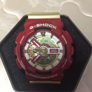 ironman G-Shock watch