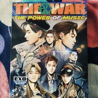 EXO - POWER Repackage Album (SUHO PC) - unsealed