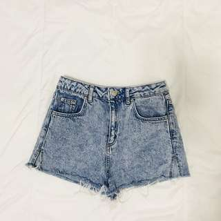 🚚 🍃 topshop mom shorts