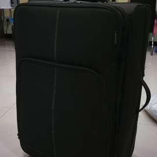 "Hush puppies luggage 29"" (Dark Green)"