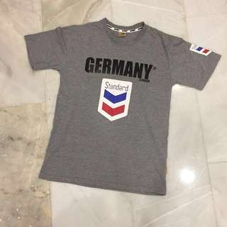 Germany Standard - Grey Wolf Tshirt - M Size