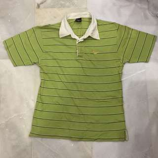 Apple Green Polo - M size