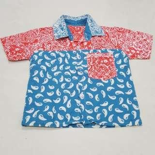 Batik for 2-3 yo boys