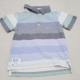 Next polo shirt stripes