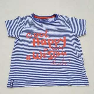 Mothercare stripe t-shirt