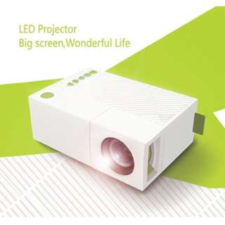 (SOLD) Led projector
