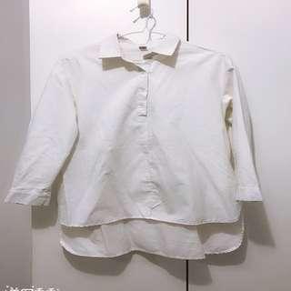 White shirt Size L(AU 12)