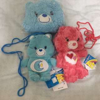 Care Bears accessories