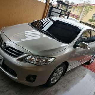 Toyota Altis G 2011