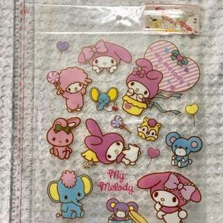 My Melody Sanrio Sticker