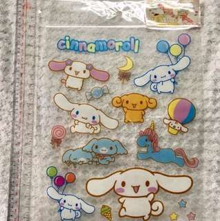 Cinnamon roll sanrio sticker