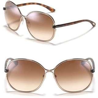 TOM FORD Leila Sunglasses
