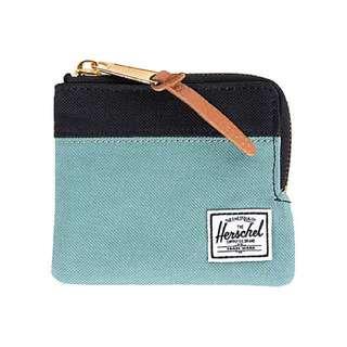 Herschel Johnny zip wallet