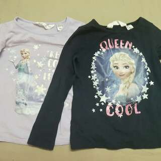 Hnm Frozen 2pcs