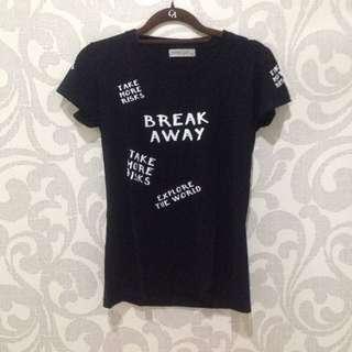 Third Day Break Away Black