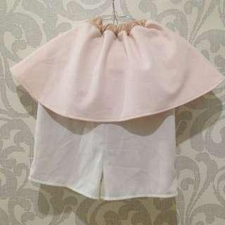White - Baby Pink