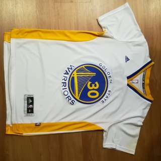 Sleeved Jersey Curry 2017