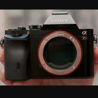 Sony A7R TODAY ONLY $1215