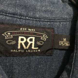 RRL Double Breasted Pocket Shirt
