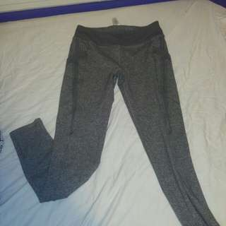 Grey ivivva leggings