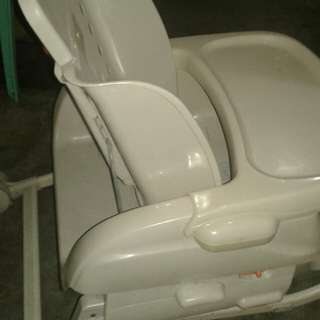 5 and 1 combi high chair