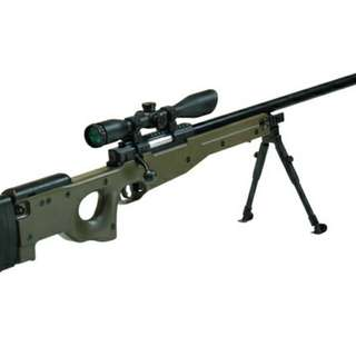 WELL MB01/L96 airsoft sniper rifle