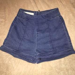 High-waist(ed) Shorts