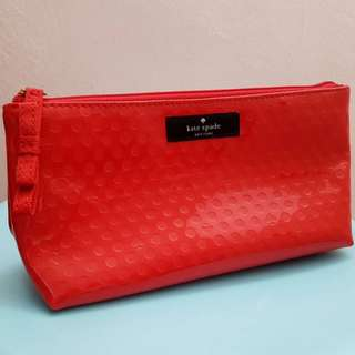 NEW Kate Spade cosmetic pouch