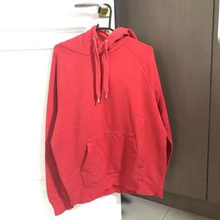 H&m red jumper