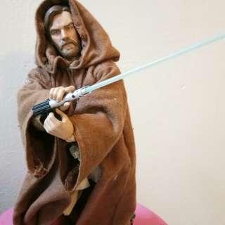 Obi Wan Kenobi side show