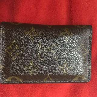 LV card holder($700)