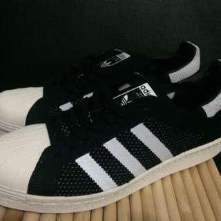 Adidas Superstar Primeknit Boost Size 9
