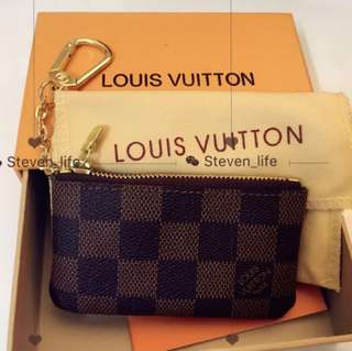 Louis Vuitton - Key Pouch Damier Canvas