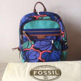 Fossil Backpack Ransel