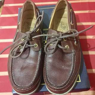 Sperry Top Sider Gold cup edition [Size 7]