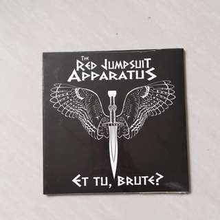 The Red Jumpsuit Apparatus EP