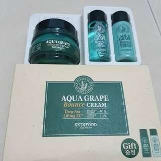 Skinfood Aqua Grape Bounce Cream