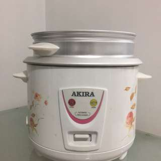 AKIRA rice cooker