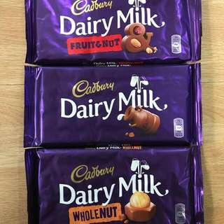 Cadbury Bar 200g
