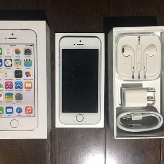 Mint iPhone 5s 16 GB (Space Grey)