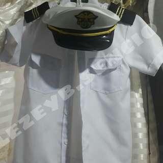 Career Pilot Costume