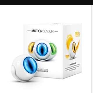 Fibaro zwave motion sensor 3 in 1 sensor