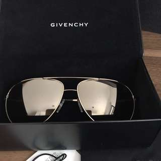 GIVENCHY Mirrored Aviators