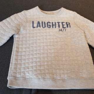 Preloved Zara Boy Sweatshirt