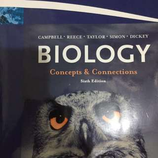 The Biology Concepts and connections