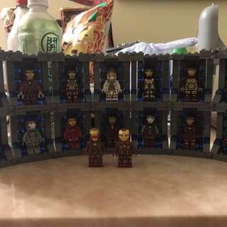 Ironman 積木 (非 Lego)