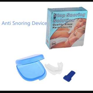 Stop Snoring Solution and improve the sleep quality
